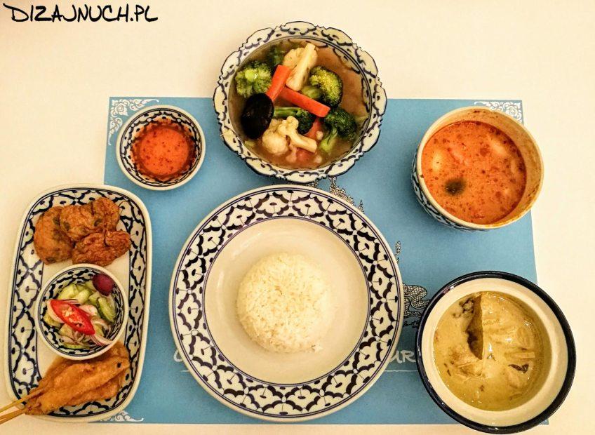 tajska kolacja