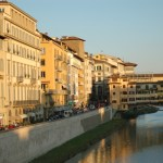 Ponte Vecchio & Arno River, Florence