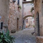 Wonderful alley way, Monte Firoelle