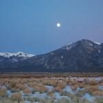 Taos moon