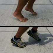 The Running Shoe Debate Continues