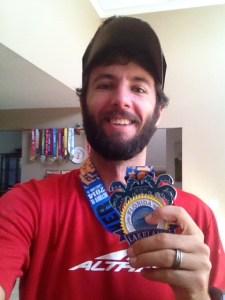 Florida 10 Series, Lakeland, Finisher Medal, PR