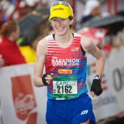 Conversation With Camille Herron, Who Has a Goal of Winning a Marathon in Each State!
