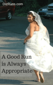 Any time is a good time to run!