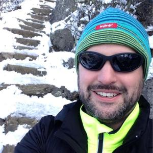 David Hylton is a co-founder of #runchat