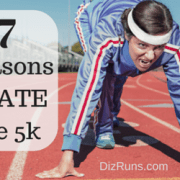 Why I Hate Running the 5k