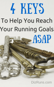 Keys to Improve as a Runner