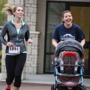 Parents are the Toughest Runners