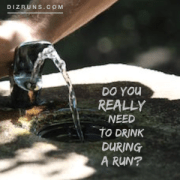 Is There Such a Thing as Drinking Too Much Water While Running?
