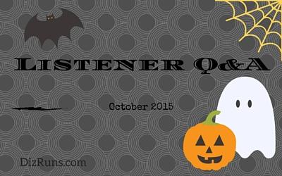 October Q&A