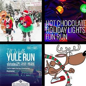 A Sample of Holiday Fun Runs