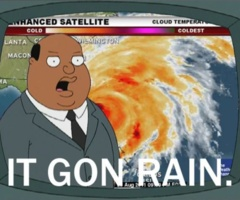 It Gon Rain
