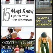 "Another ""Your First Marathon"" Post? Really?"