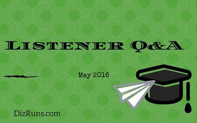 Listener Q&A May 2016