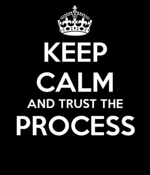 Trust the Process to Manage Your Taper Crazies