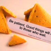 There's No Short Cut to Becoming More Patient
