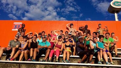 Post Running Man Club Workout