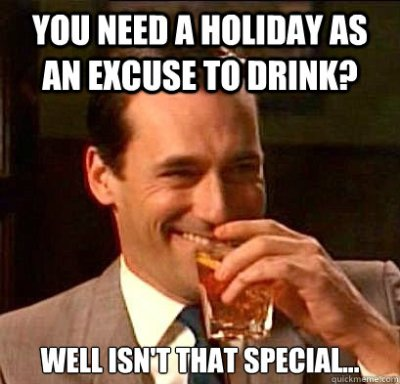 Holiday Drinking