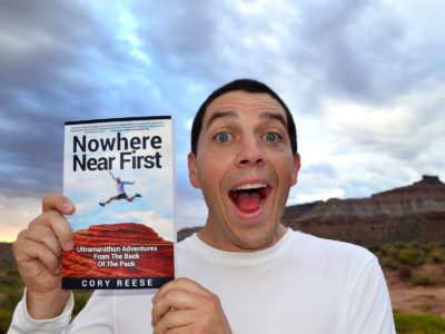 Nowhere Near First by Cory Reese