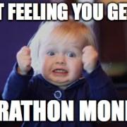 Marathon Monday