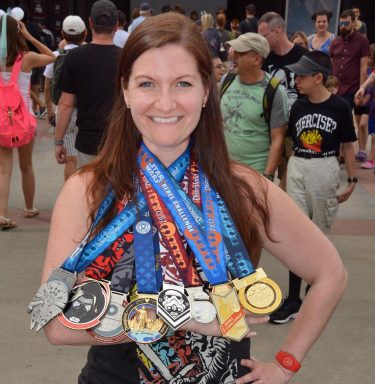 Jessica Skarzynski + The Medals