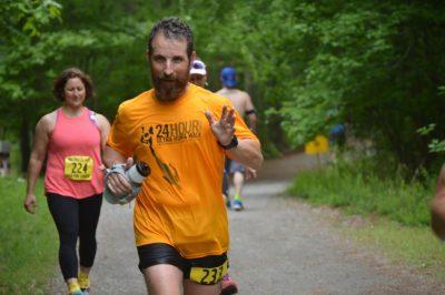 Brian Burk Running