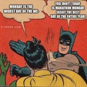Marathon Monday, Boston Marathon, Meme, 2019 Boston Marathon Meme