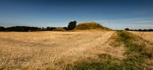Ca. 3500 år gammel gravhøj.