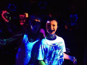 UV Neon Disco