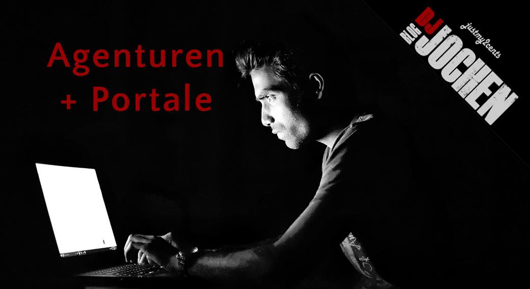 DJ Agenturen + Portale