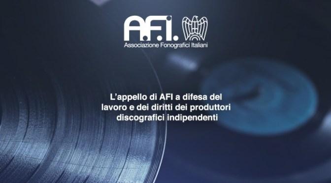 [News]  Associazione Fonografici Italiani stanzia 100 Mila Euro per i propri associati a fronte dell'emergenza Covid-19