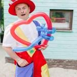 Clown JO-JO