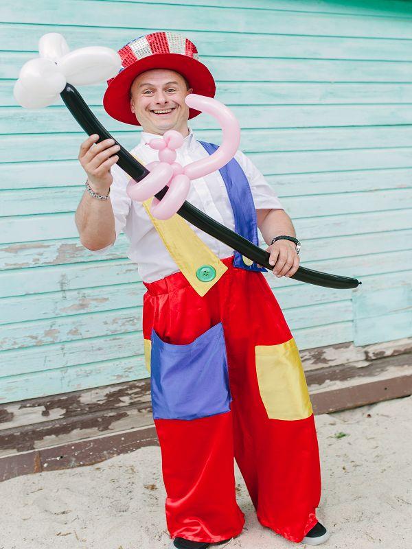 Clown JO-JO -Copyright jo-jo-action.de