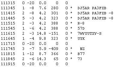 2015-01-04 ISCAT QSO