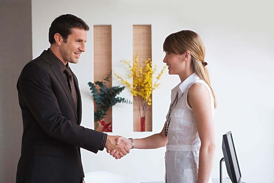 negotiating with wedding professionals