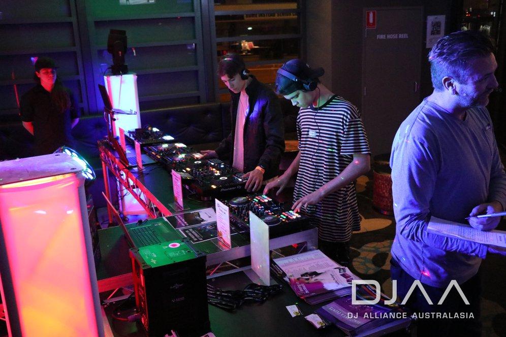 DJAA - Take DJ Over Night