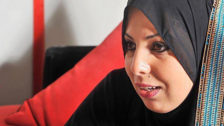 """صورة صاحبة مبادرة """"جائزة الابتكار الجزائري""""، سليمة زعروري: """"مبادرتنا تهدف لاكتشاف الابتكارات الجزائرية وإبرازها""""."""