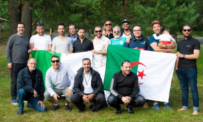 صورة جمعية الجالية الجزائرية باسكندينافيا تحيي عيد الاستقلال