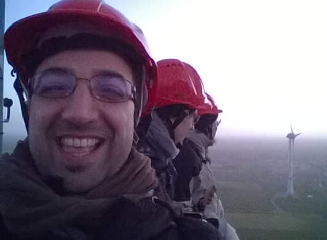 صورة محمد غزلي نابغة جزائري يشرف على التحول الطاقوي في أوروبا
