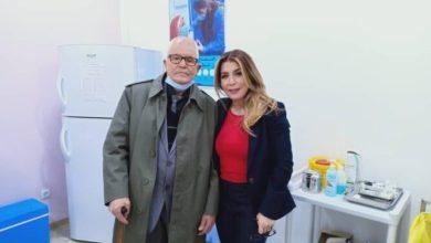 Photo de Vaccination contre la Covid : Salima Souakri ouvre le bal