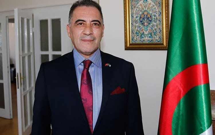 صورة السفير الجزائري مراد عجابي: 4 آلاف جزائري تم إجلائه من تركيا