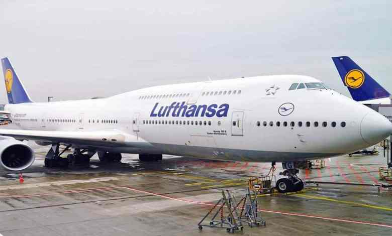 """صورة شركة الطيران الألمانية """"لوفتهانزا"""" تتكبد خسائر كبيرة"""