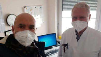 """صورة مبادرة البروفيسور Changhali من ألمانيا: سنشارك خبرتنا مع الجزائر لعلاج مرضى """"داء الفيل"""""""