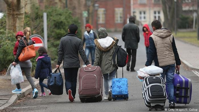 صورة ألمانيا تكشف عن عدد المهاجرين المرحلين سنة 2020