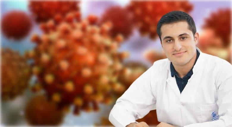 صورة أخصائي علم الفيروسات عبد الباسط معوط يكشف تفاصيل سلالة mu