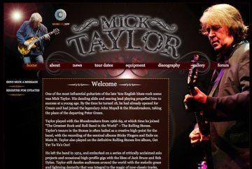 wordpress guitarist