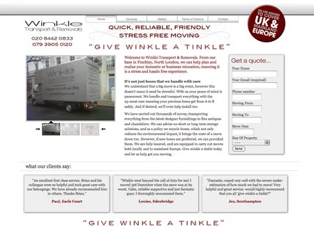 London WordPress Website Development