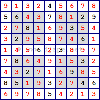 graphic regarding Washington Post Sudoku Printable identify Services