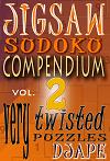Jigsaw Sudoku variants compendium, volume 2