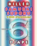Killer Samurai Sudoku, volume 6